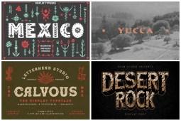 Desert Font featured min