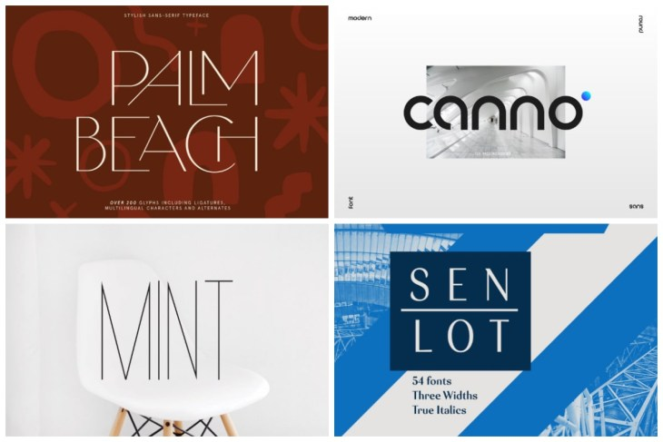 Minimalist Fonts cover min