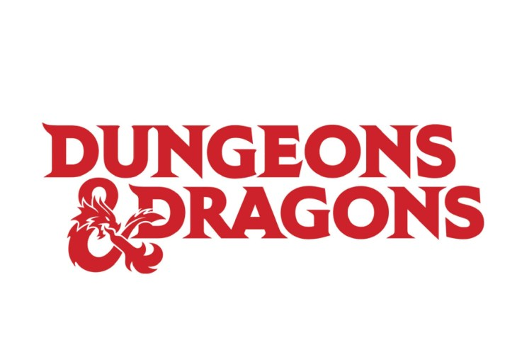 Dungeon and Dragons Logo min