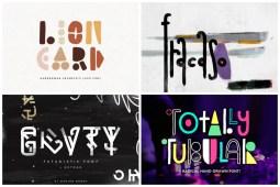 Weird fonts cover min