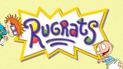 rugrats logo font free download
