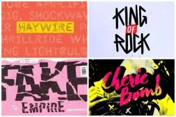 Punk Fonts cover1 1