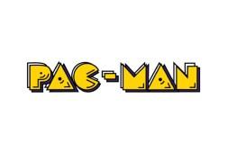 Pac Man Logo min
