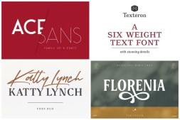 book cover fonts min