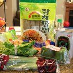 Korean Stir Fried Noodles (Chapchae) Recipe