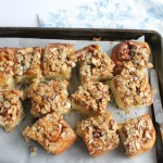 Conquering the World with Almond Brioche Sticky Buns