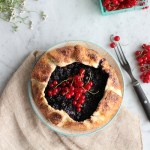 Celebrating Summer with Mini Berry Galettes