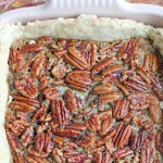 Reinvented Pecan Pie + A Giveaway with CA Olive Ranch!