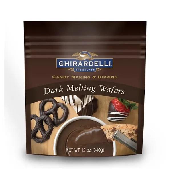 12 oz Dark Candy Making Wafers