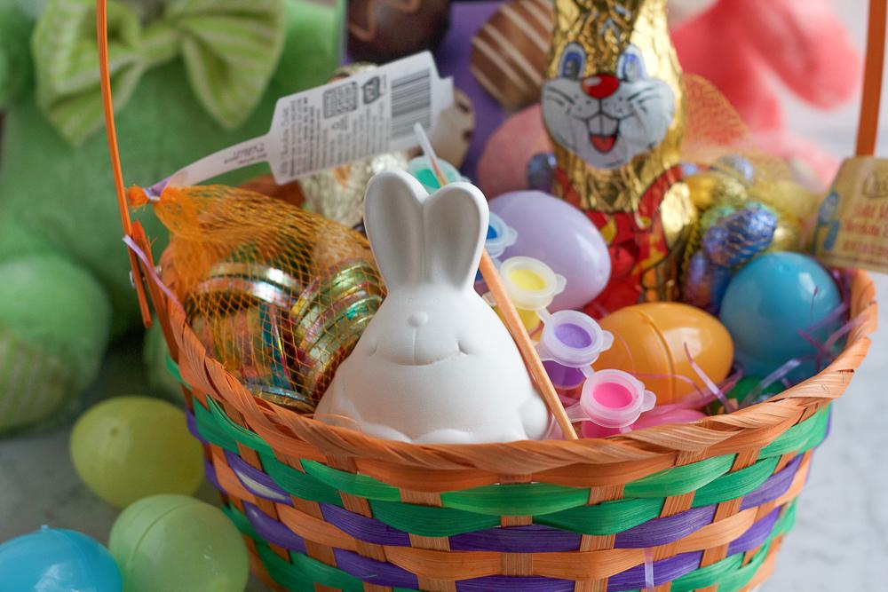 Easter Basket of Goodies  Hip Foodie Mom