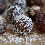 Brownie Date Truffles