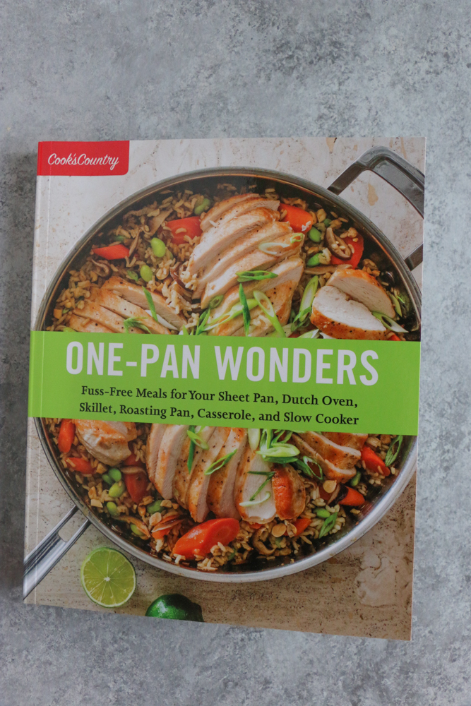 One-Pan Wonders from Cook's Country (America's Test Kitchen)