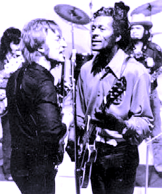 Chuck Berry Helped Create Rock And Roll Rock In Society