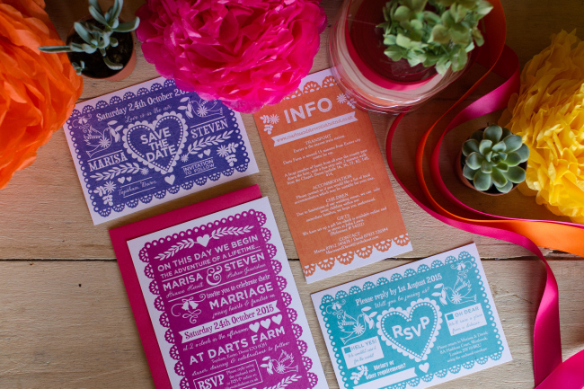 10 Inspiring Ideas For A Mexican Themed Wedding