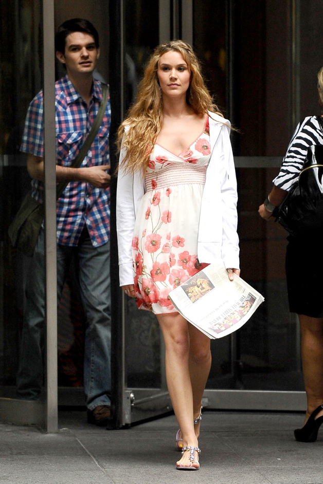 "British songstress Joss Stone stops by ""Fox and Friends"" in NYC and cheers for the USA Olympic team"