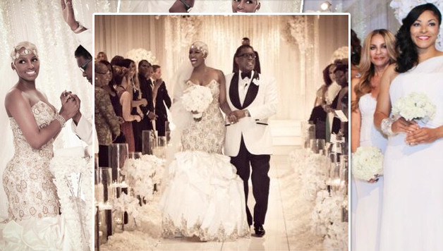 nene leakes reveals her 50000 wedding dress hiphollywood