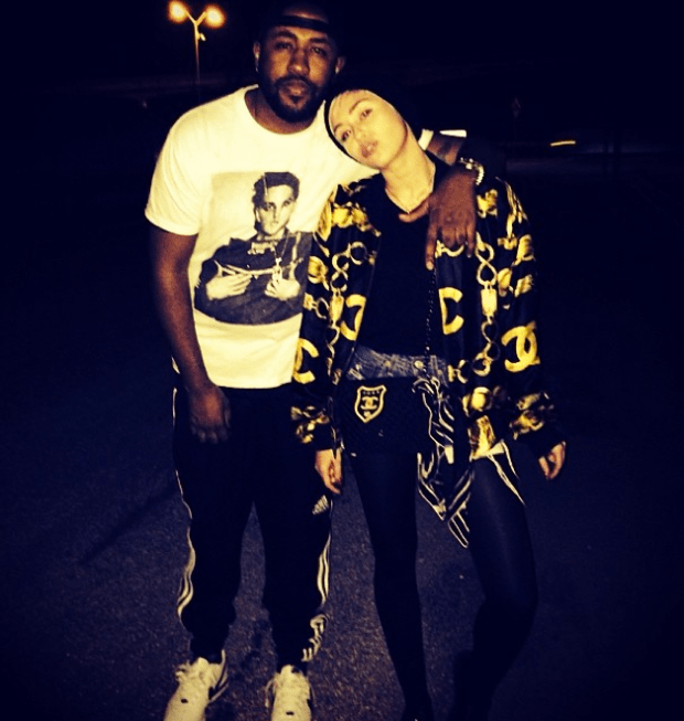 Miley and Mike