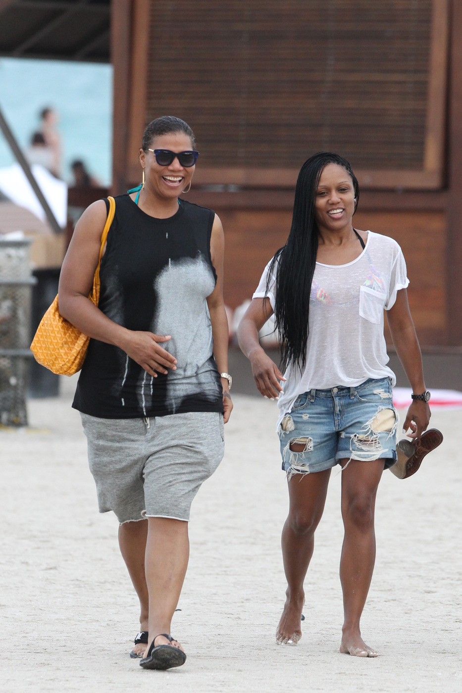 Queen Latifah and Eboni Nichols Have Split - Babious Blog
