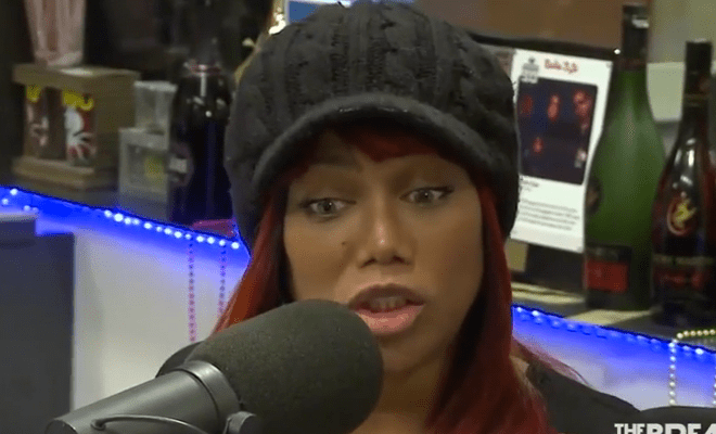 "Michel'le: Dr. Dre Gave Me ""Five Black Eyes""& ""A Cracked ..."