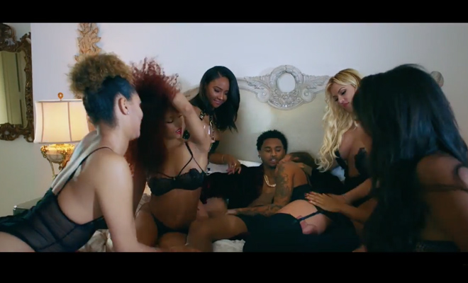 Image result for trey songz finding love