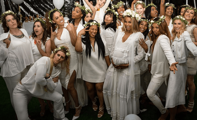 ciara s baby shower turnup who was there and who wasn t