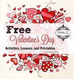 Valentine's Day Activities [ 960 x 960 Pixel ]