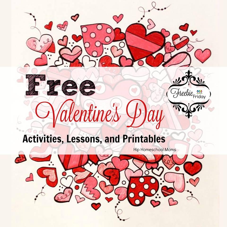 medium resolution of Valentine's Day Activities