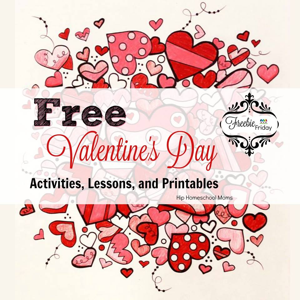 hight resolution of Valentine's Day Activities