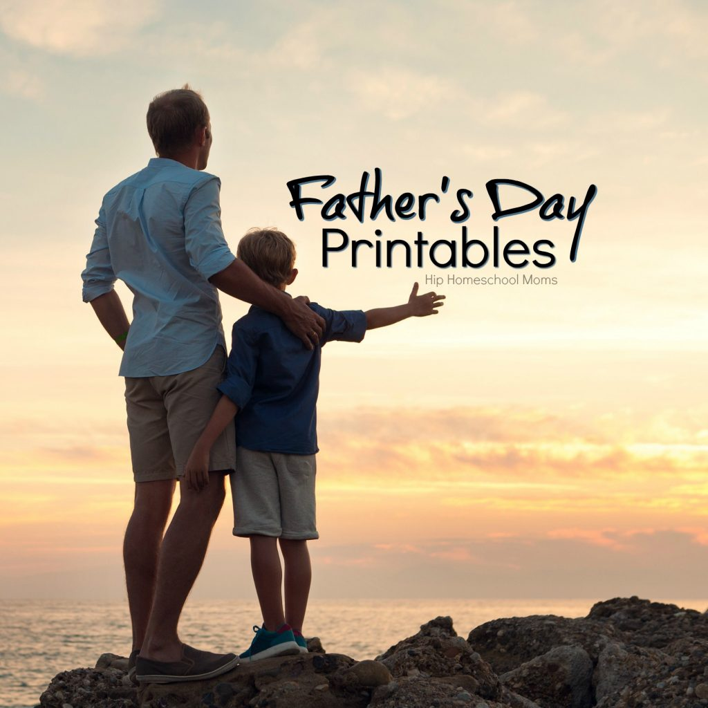 Father S Day Printables
