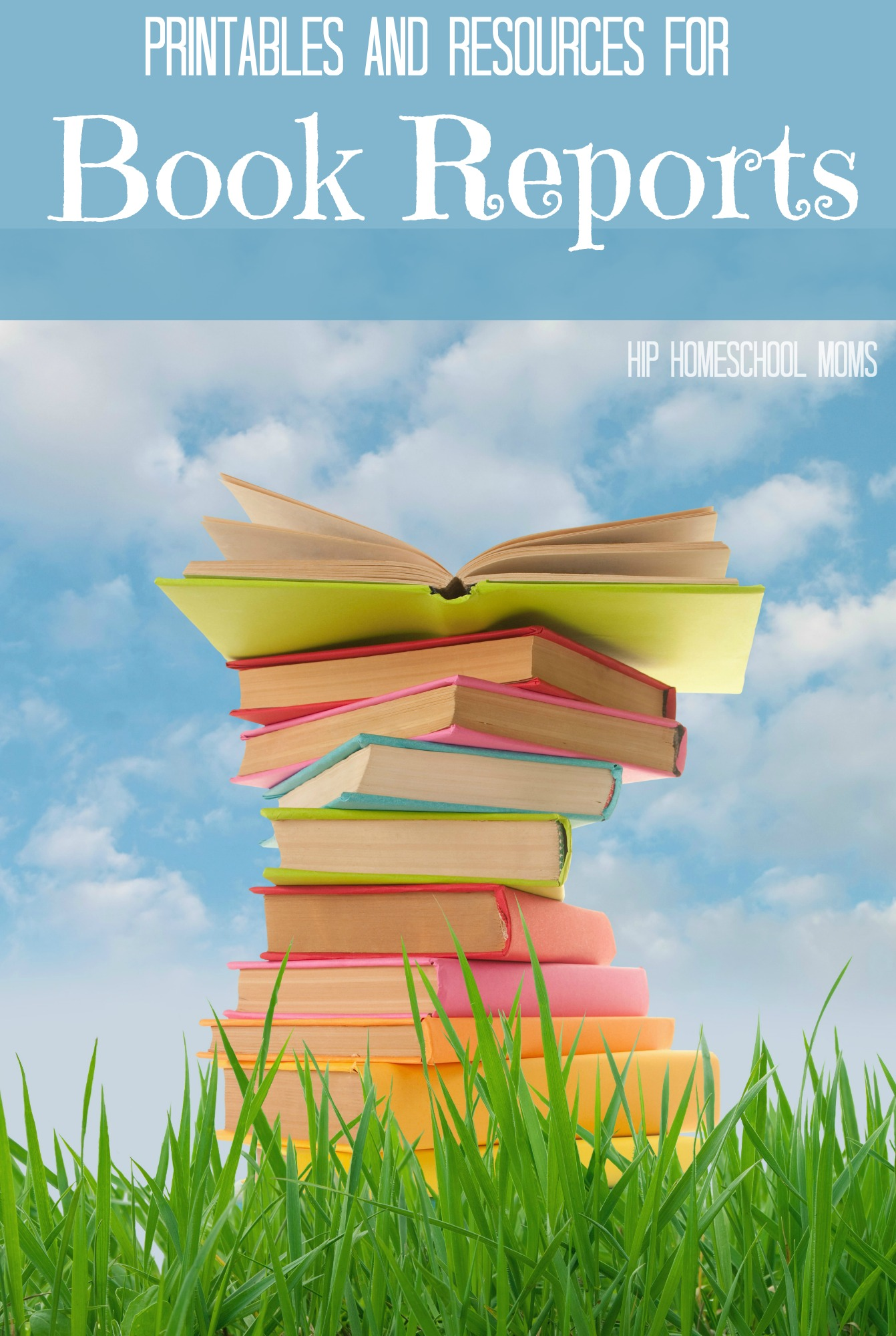 hight resolution of Printables and Resources for Book Reports   Hip Homeschool Moms