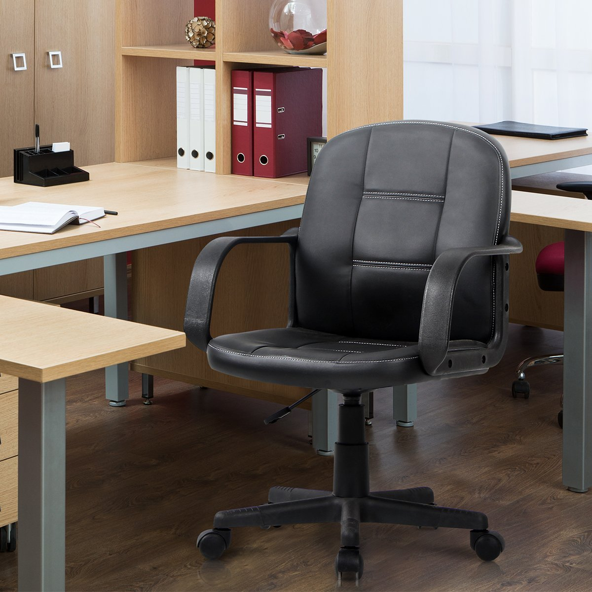 Viva Office Chair Deal Alert Viva Office Ergonomic Mid Back Office Chair