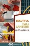Pin Beautiful Fall Lantern Instructions 3