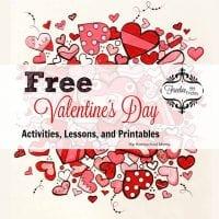 HHM Freebie Friday Valentines Day January 2016