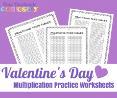 Valentines Day Multiplication Practice Worksheets FP 768x644 1