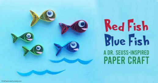 OPC Red Fish Blue Fish FB