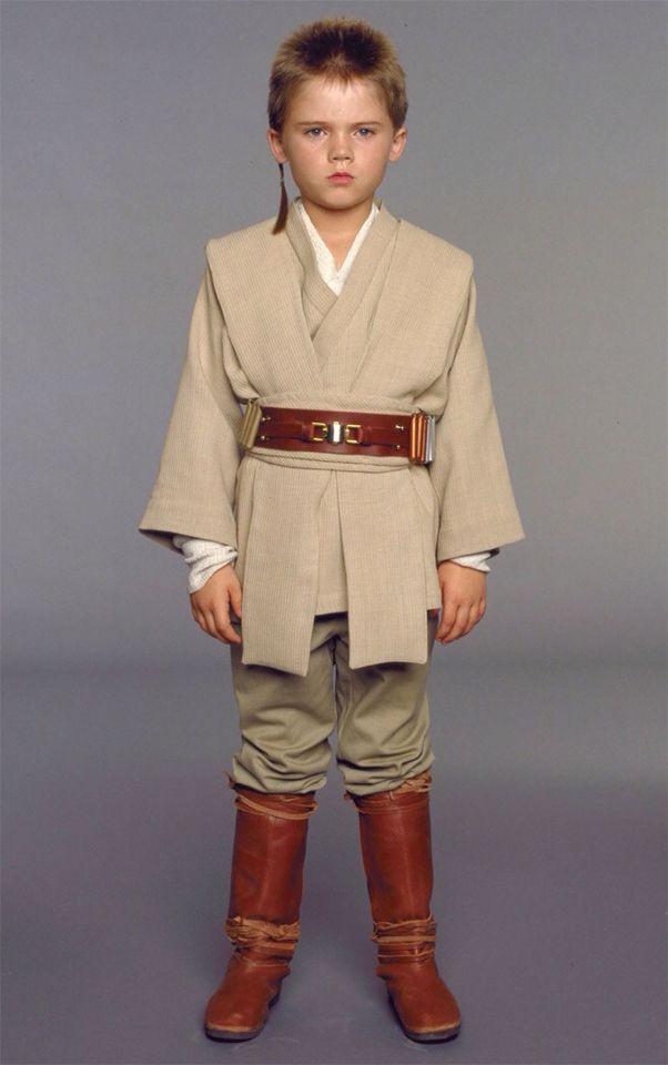DIY Anakin Skywalker Costume