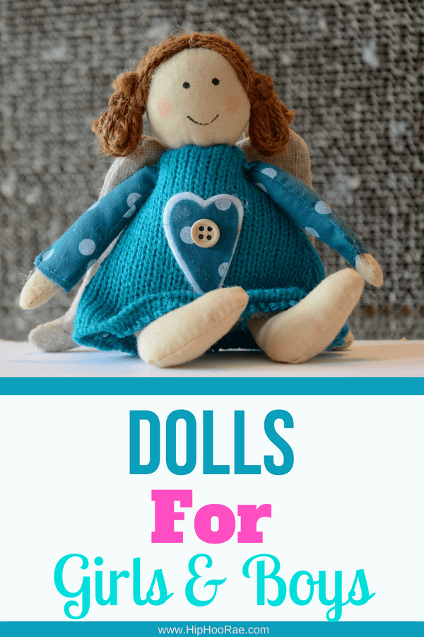 Dolls for boys and girls