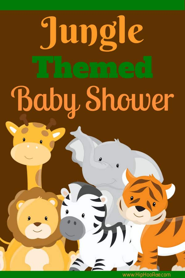 Jungle Theme Baby Shower Shirts : jungle, theme, shower, shirts, Jungle, Theme, Shower, Hoo-Rae