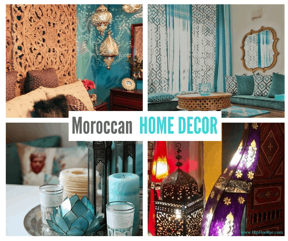 Moroccan Decorations For Home: Moroccan Home Decor