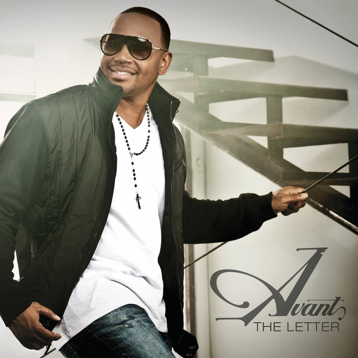 Avant  The Letter Album Cover  HipHopNMore