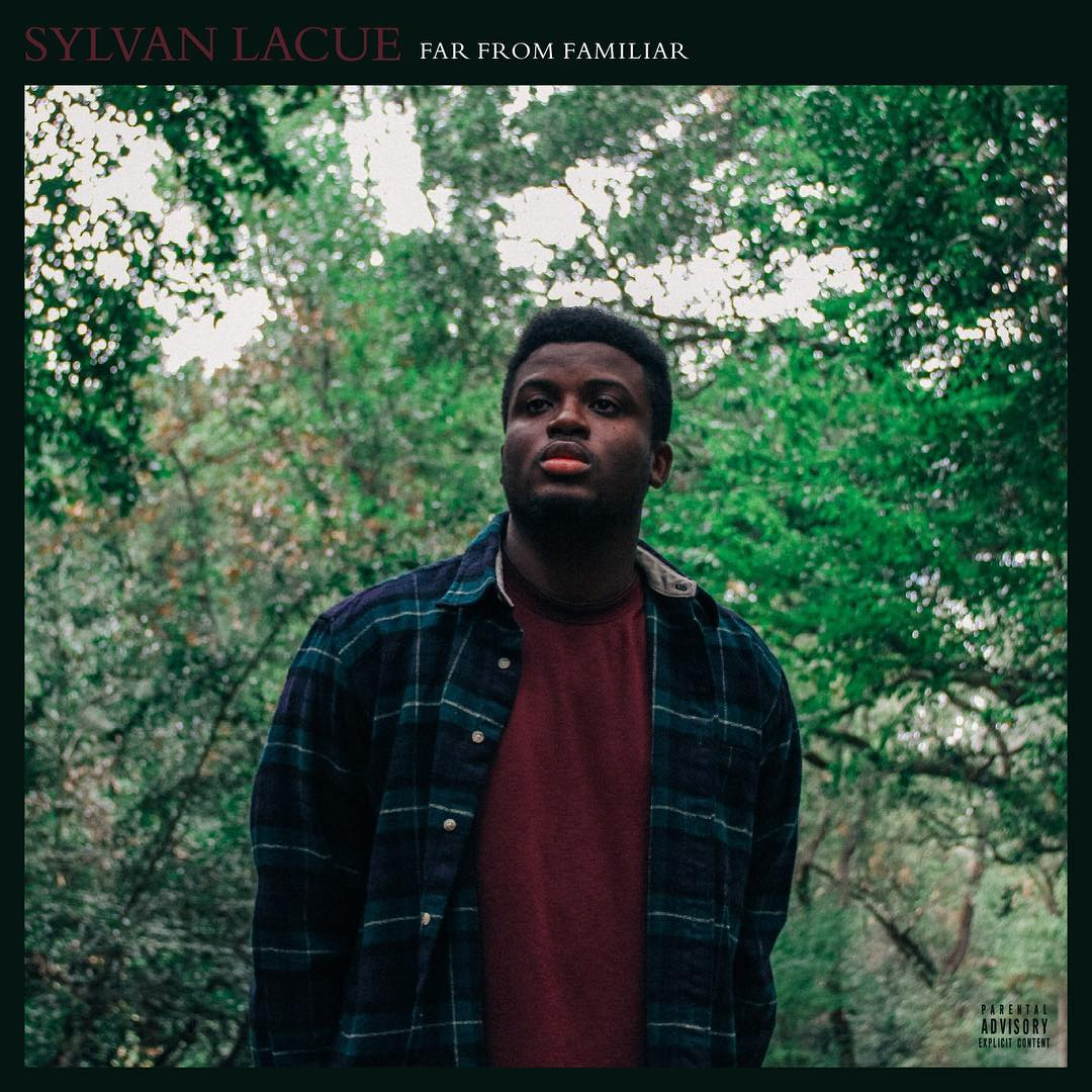 Image result for sylvan lacue far from familiar cover