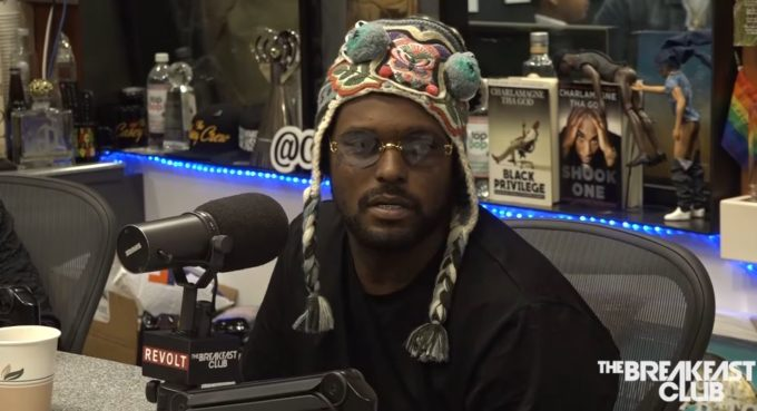 ScHoolboy Q Returns to The Breakfast Club-