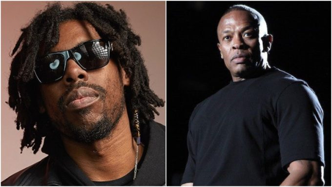 "Flying Lotus Says Dr. Dre Played Him His 'Detox' Album: ""It's real, it exists""-"
