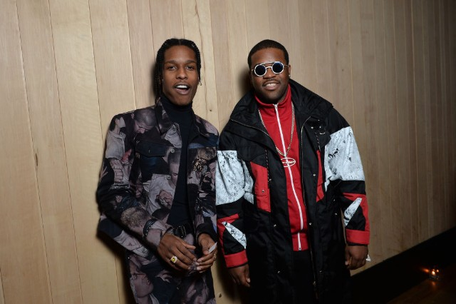 ASAP Ferg Says ASAP Rocky is in Solitary Confinement Following Sweden Arrest-