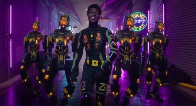 Watch Lil Nas X's Futuristic New Video 'Panini' | HipHop-N-More