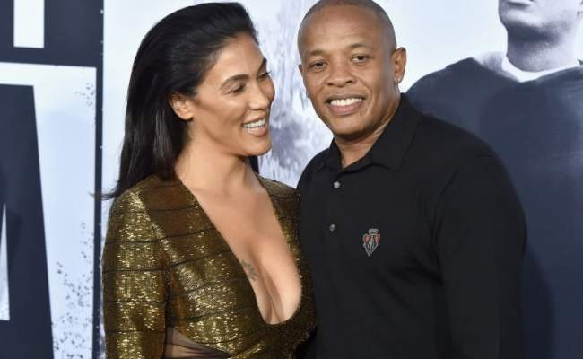 Breaking Dr Dre S Wife Nicole Young Files For Divorce