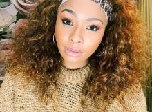 Boity Thulo Biography, Net Worth 2020, House, Cars, Songs
