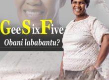 New Song Gee Six Five G65 obani labaBantu mp3 download fakaza