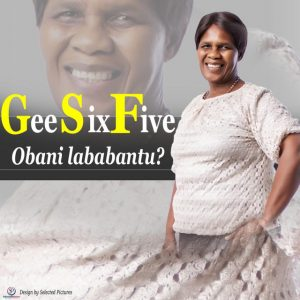 New Song Gee Six Five G65 obani labaBantu mp3 download fakaza