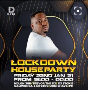 NDLOH JNR - Lockdown House Party Mix Mp3 Download Fakaza